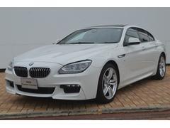 BMW640iグランクーペ 認定中古車 SR 純正ナビ ETC