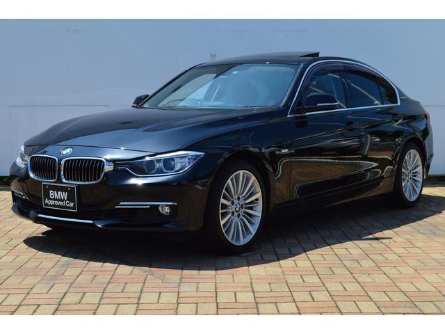 BMW サンルーフ レザー ウッドP 電動シート キセノン ETC