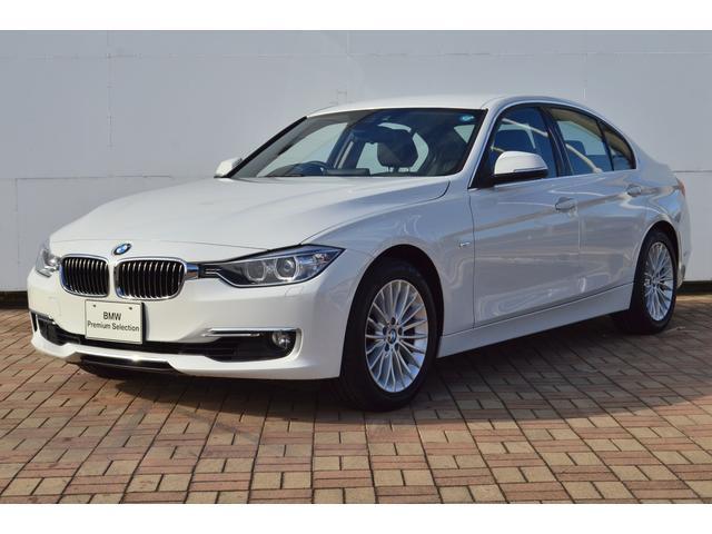 BMW 320iラグジュアリー 認定中古車 クルコン ウッドP
