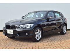 BMW118d スポーツ認定中古車 登録済未使用車 ACC