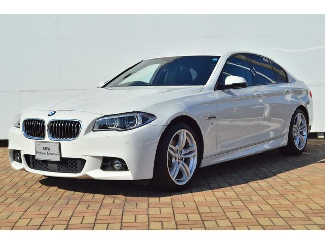 BMW 528i Mスポーツ 認定中古車 ACC ウッドP レザー