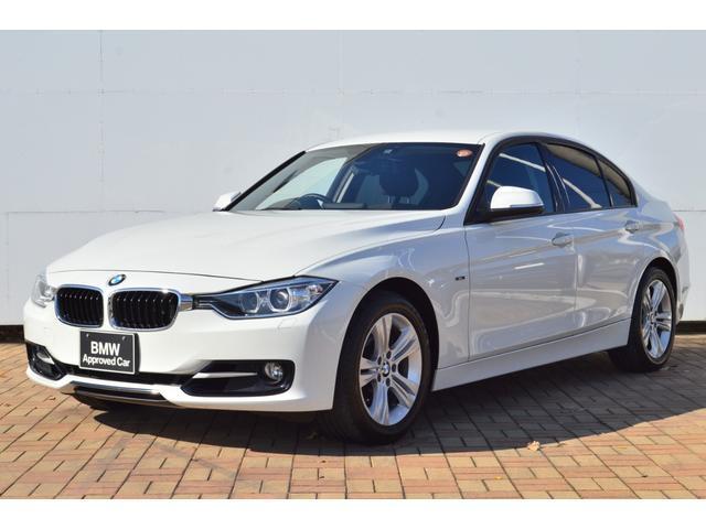 BMW 認定中古車 320i スポーツ パドルシフト