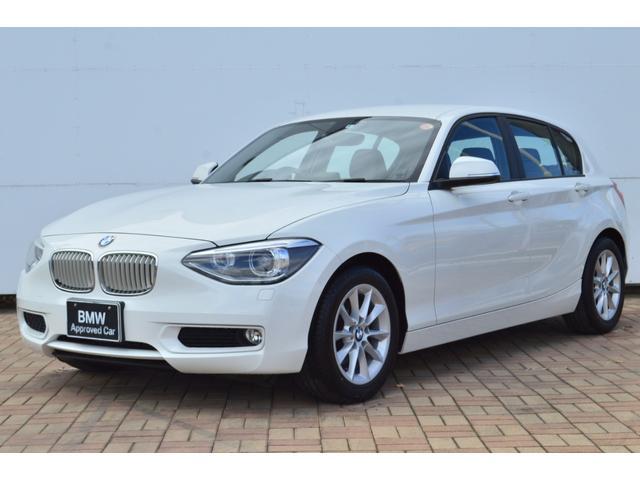 BMW 認定中古車 116i スタイル 純正HDDナビ Bカメラ