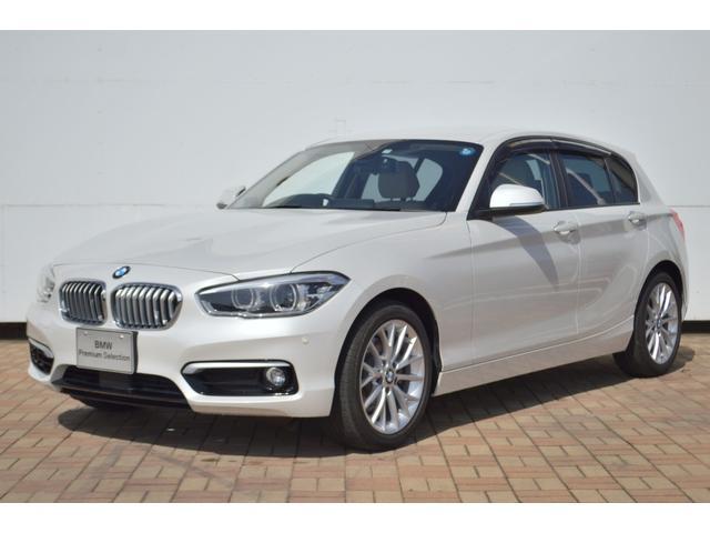 BMW 認定中古車 118i ファッショニスタ 地デジ ACC