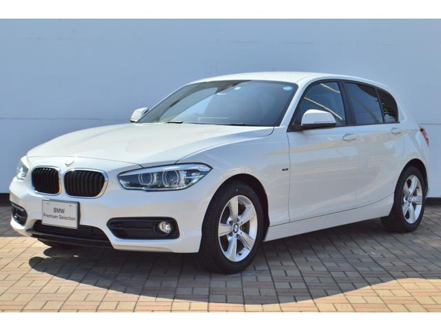 BMW 認定中古車 118i スポーツ