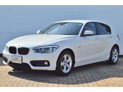 BMW認定中古車 118i スポーツ