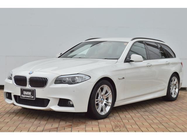 BMW 認定中古車 528iツーリング Mスポーツパッケージ