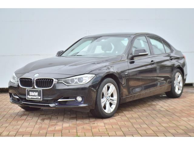 BMW 正規認定中古車 320i スポーツ 社外地デジ キセノン