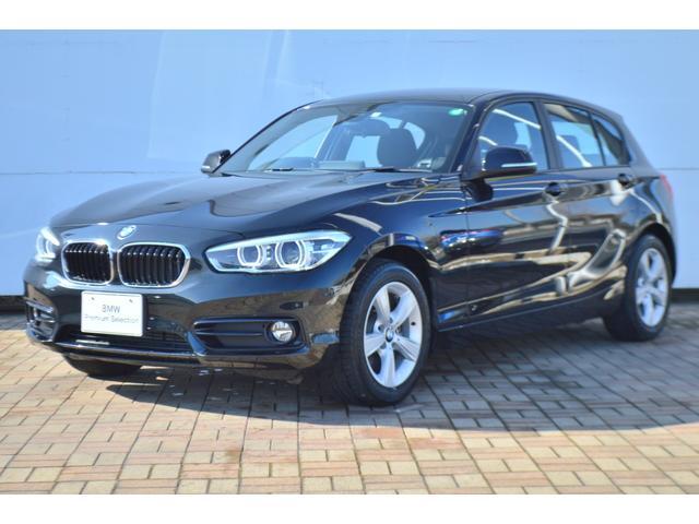 BMW 正規認定中古車 118d スポーツ バックカメラ ETC