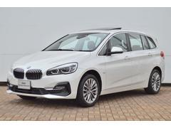 BMW正規認定中古車 218dグランツアラー ラグジュアリー
