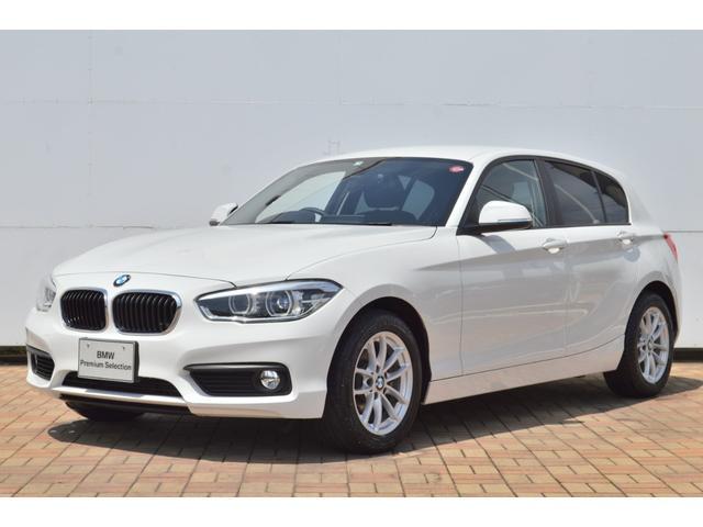 BMW 118i 正規認定中古車 LED ETC2.0 Bカメラ