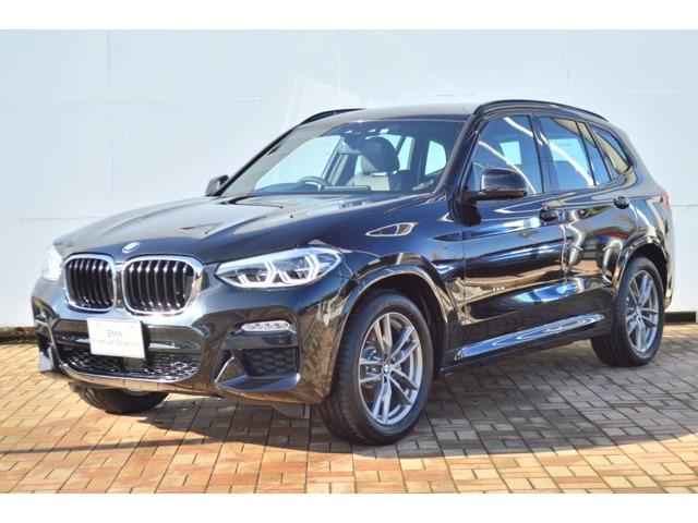 BMW X3 xDrive 20d Mスポーツ 正規認定中古車・アクティブクルーズコントロール・被害軽減ブレーキ・ハイビームアシスト・ドライバーアシストプラス・ヘッドアップディスプレイ・フルセグ地デジ・純正HDDナビ・タッチパネル・LED