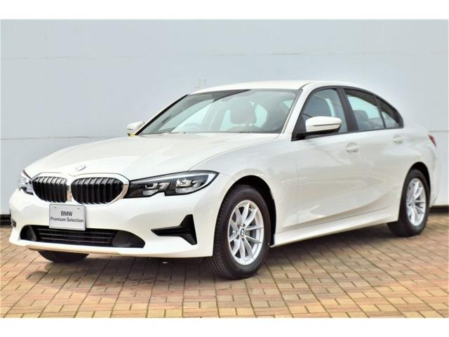 BMW 320i SE 正規認定中古車・マルチファンクション・ハンズフリー・LEDヘッドライト・アイドリングストップ・純正HDDナビゲーション・タッチパネル・ETC2.0・アルミインパネ・純正16インチアロイホイル