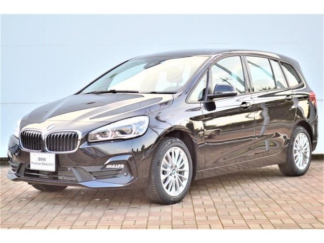 BMW 2シリーズ 218dグランツアラーxDrive 正規認定中古車・被害軽減ブレーキ・車線逸脱警告・追従型クルーズコントロール・純正HDDナビ・タッチパネル・ETC2.0・ヘッドアップディスプレイ・前後障害物センサー・リアカメラ・LEDライト