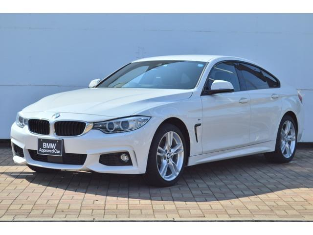 BMW 420i xDriveグランクーペ Mスポーツ 正規認定中古車 被害軽減ブレーキ 車線逸脱警告 リアカメラ リアソナー 電動シート マルチファンクション キセノン アイドリングストップ プライバシーガラス 純正HDDナビ 追従型クルーズコントロール