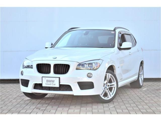 BMW xDrive 20i Mスポーツ 正規認定中古車 コンフォートアクセス キセノン レインセンサー 自動ライト マルチファンクション ETC ドアバイザー AUX端子 禁煙車 タイヤ5部山 オートエアコン 18インチアロイ ランフラット