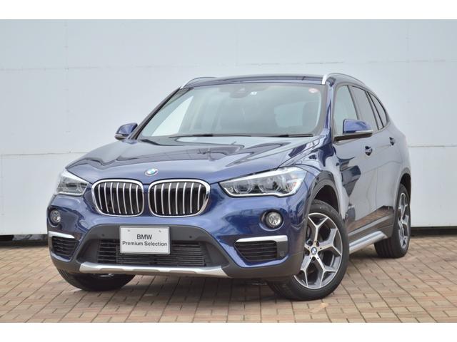 BMW xDrive 18d xライン 正規認定中古車 被害軽減ブレーキ 電動トランク 車線逸脱警告 純正HDDナビ ETC バックモニター