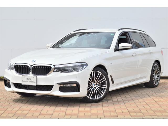 BMW 5シリーズ 523dツーリング Mスポーツ 正規認定中古車 被害軽減ブレーキ 前後ドライブレコーダー フルセグ地デジ タッチパネル式純正HDDナビ ACC 前後シートヒーター 全周囲カメラ 前後ソナーセンサー スモーク 電動シート ETC2.0
