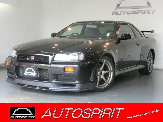日産 GT-R Vスペック ワンオ-ナ- ディ-ラ-記録簿21枚