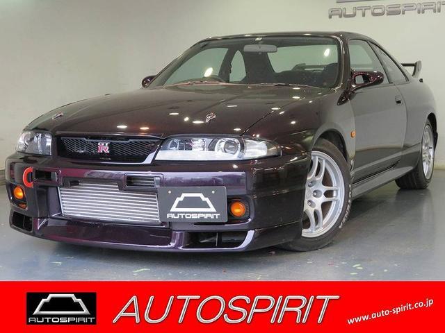 日産 GT-R 最終型 前置インタ-C 車高調 マフラ-