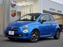 フィアット 500Sマヌアーレ 1オーナー ユーザー下取 新車保証継承
