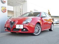アルファロメオ ジュリエッタディビーナ 150台限定モデル 2DINナビ ETC