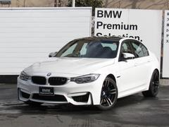 BMWM3 7速DCT 認定中古車 全国1年保証付 禁煙車
