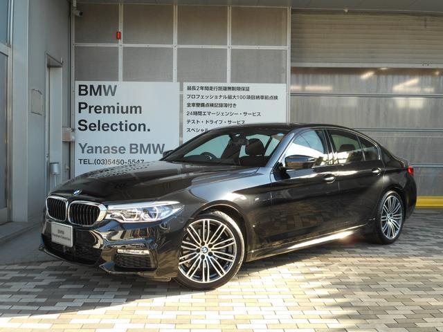 BMW 523d Mスポーツ 認定中古車 全国2年保証付
