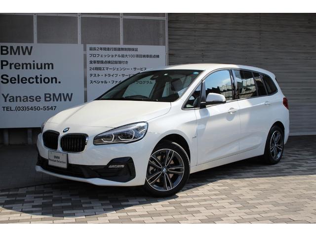 BMW 2シリーズ 218dグランツアラー スポーツ 認定中古車 ...