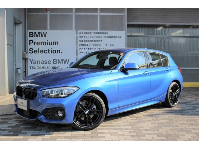 BMW 118i Mスポーツ エディションシャドー認定中古車