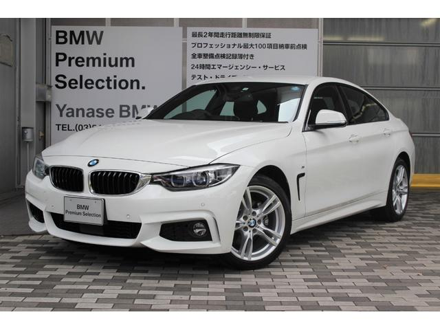 BMW 420ixDrグランクーペMスピリット4WD 弊社デモACC