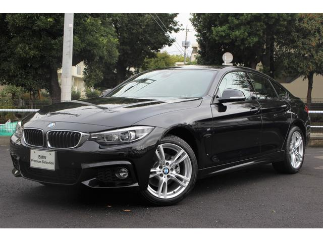 BMW 420iグランクーペMスピリット 弊社社有車 ACC付 禁煙
