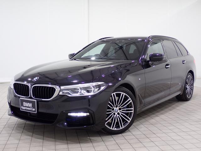BMW 540i xDriveツーリング Mスポーツ認定中古車4WD