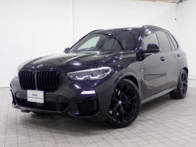 BMW X5 xDrive 35d Mスポーツ ACC・パノラマサンルーフ・エアサス・全国1年保証付き