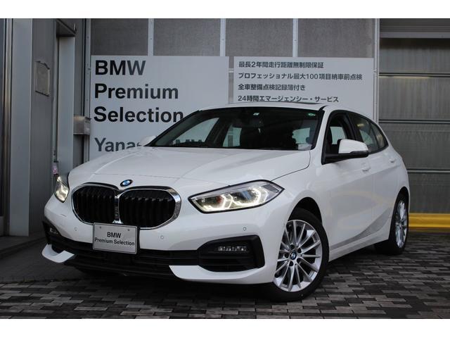 BMW 1シリーズ 118i プレイ サンルーフ 純正17インチアルミホイール 純正レザー