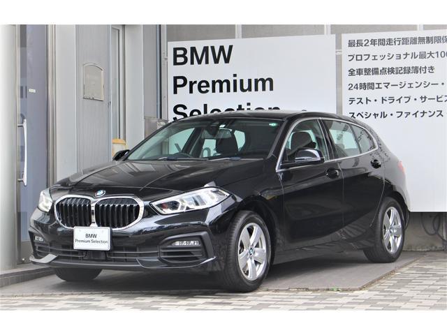 BMW 118i プレイ 認定中古車・全国2年保証・純正ナビゲーションシステム10.25インチライブコックピット・コンフォートP・ストレージP・16AW