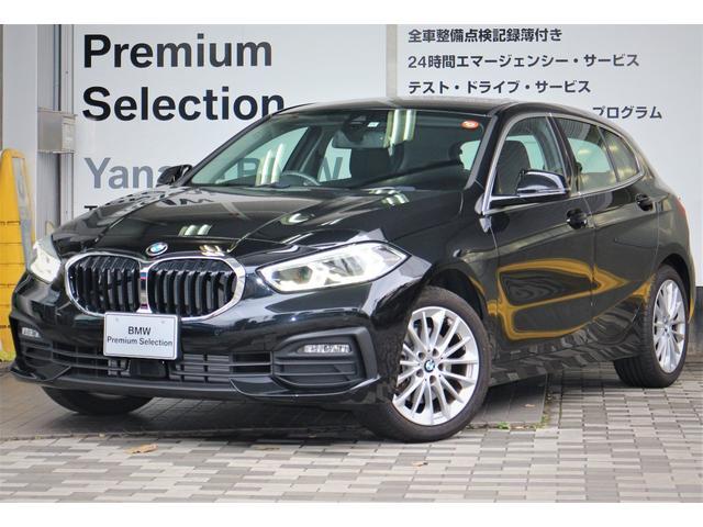 BMW 118d プレイ エディションジョイ+ ナビP コンフォートP 元弊社デモカー BMWクリーンディーゼルターボエンジン
