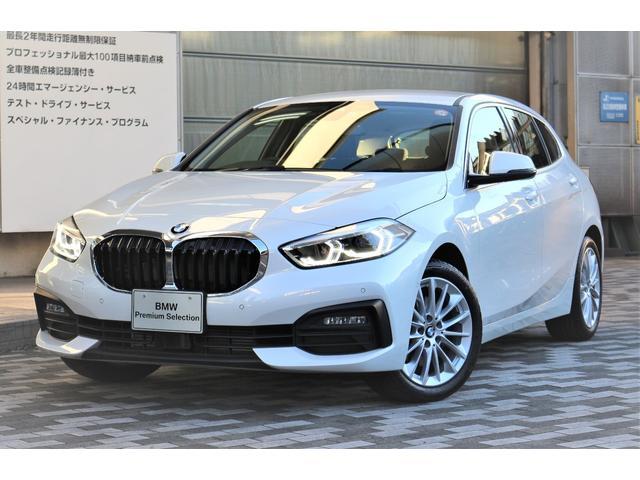 1シリーズ(BMW) 118d プレイ エディションジョイ+ ナビ コンフォート ストレージパッケージ 元弊社社有車 中古車画像