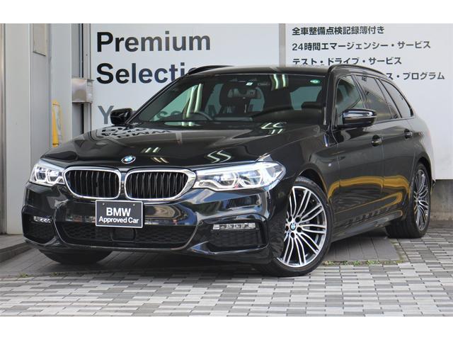 BMW 5シリーズ 523iツーリング Mスポーツ ハイラインパッケージ ACC ポプラウッドパネル