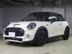 MINIクーパーSDペッパーPKGカメラPKG ACC新車保証デモ車