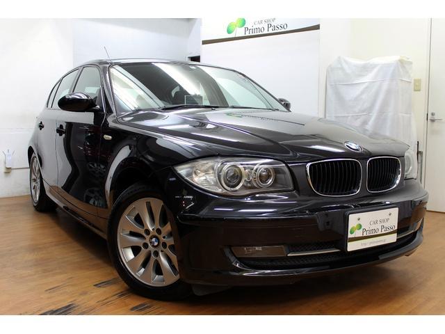 BMW 116i ナビ ETC レザーステアリング HID