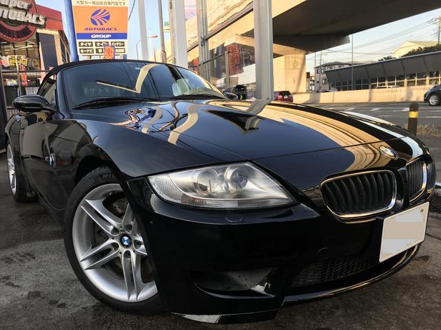 BMW Mロードスター 希少 左ハンドル MT6速