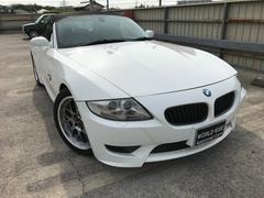 BMW Z4Mロードスター BBS18インチ 車高調 社外マフラー