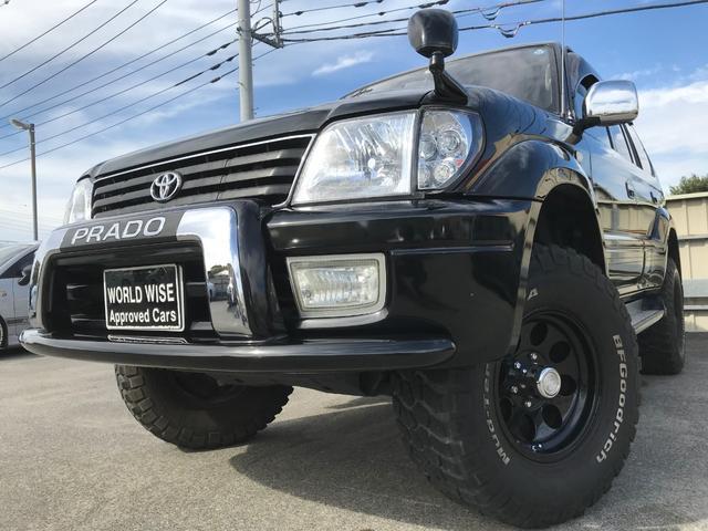 トヨタ TXリミテッド ブラック全塗装車両