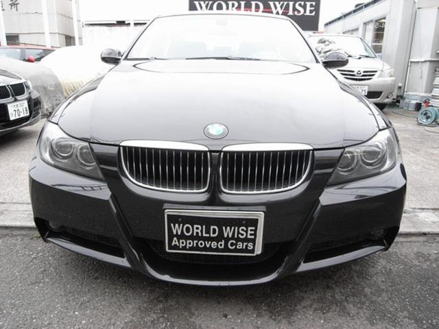 BMW 3シリーズ 323i Mスポーツパッケージ ワンオーナー車