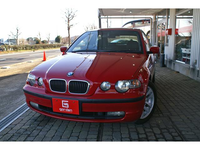 BMW 318ti 限定インディビデュアル