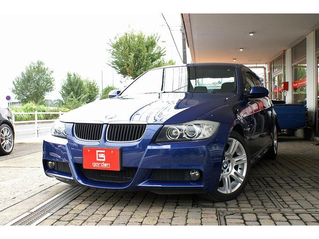 BMW 320i Mスポーツパッケージ ウッドインテリア