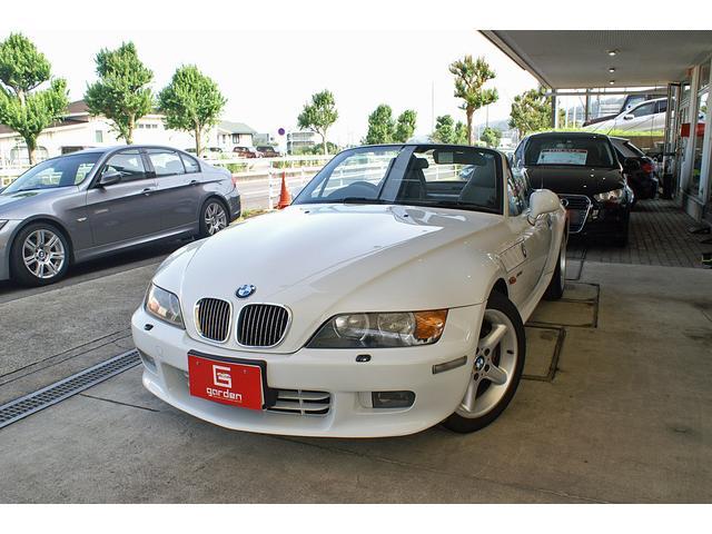 BMW Z3ロードスター 3.0i 最終モデル/電動ホロ/社外ナビ/ETC