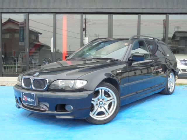 BMW 318i-TRG MスポーツPKG キセノン CD ETC