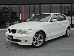 BMW120i キセノン PUSHスタート ETC AW AUX